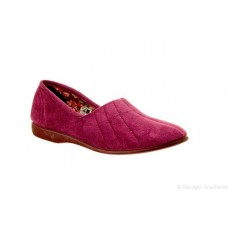 Great British Slippers - Audrey in Heather