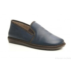 Nordika Mens Slipper Noble in Navy