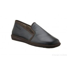 Nordika Mens Slipper Noble in Black